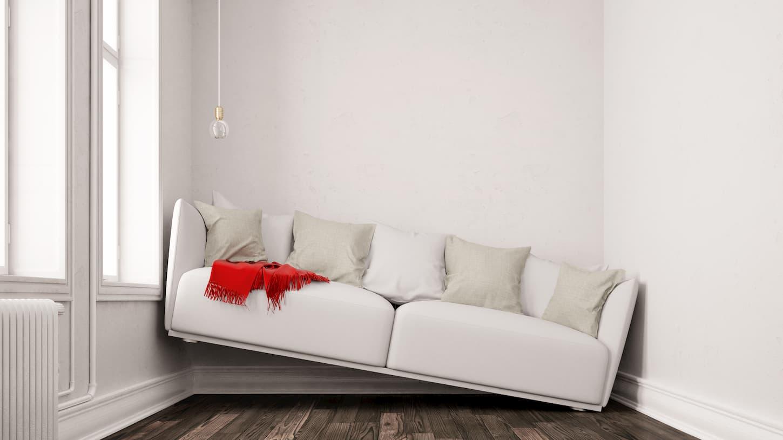 Home staging conseils : 5 astuces quand on n'a pas beaucoup de lumière chez soi