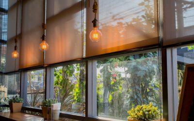8 Types de stores pour vos fenêtres et ouvertures